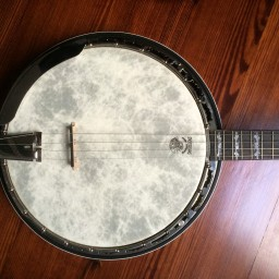 Building a banjo, changing the world